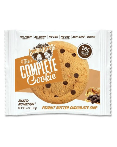 Cookie Peanut Butter Chocolate Chip 113g