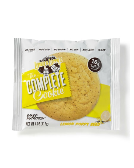 Cookie Lemon Poppy Seed 113g