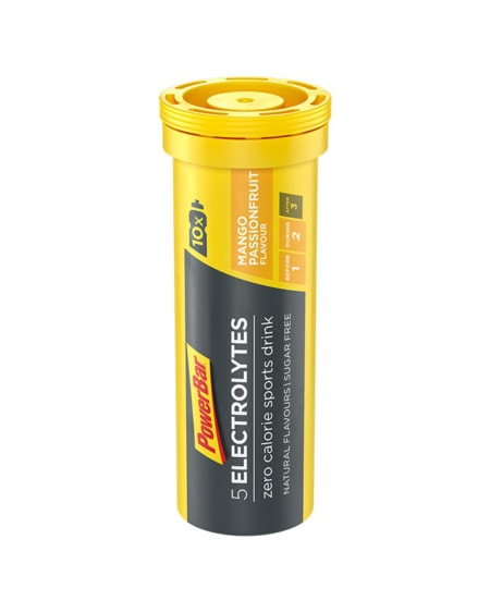 Powerbar Sugarfree Electrolytes - 10 Tabs