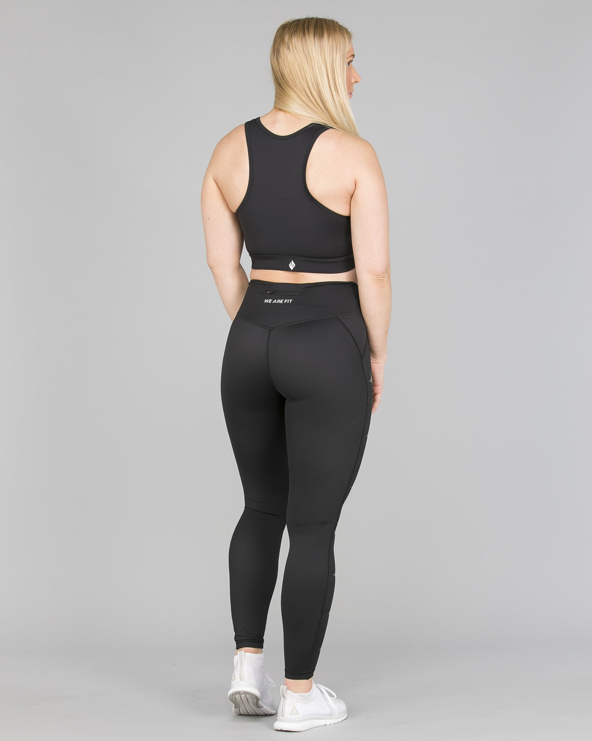 We Are Fit Star Black Tights10