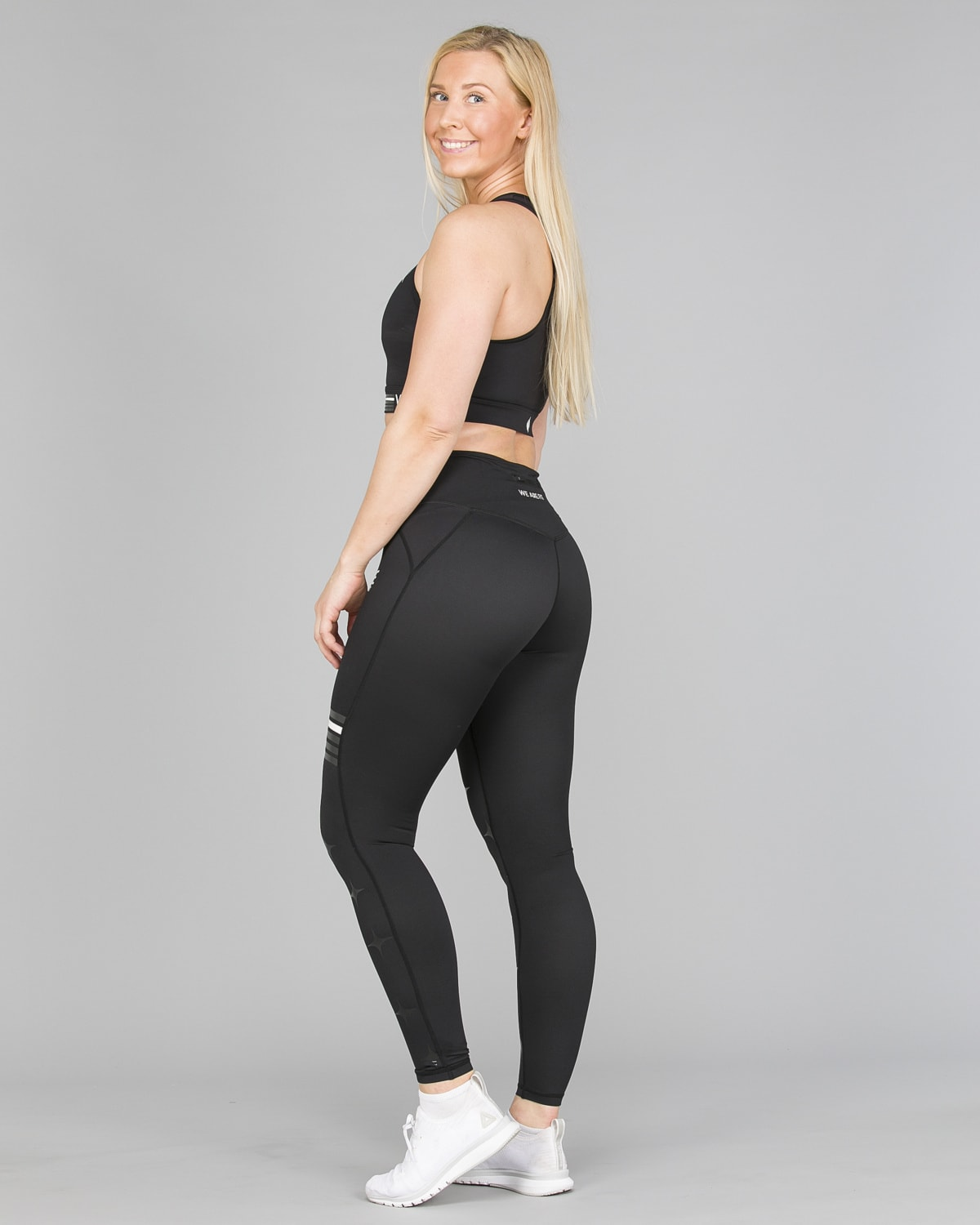 We Are Fit Star Black Tights11