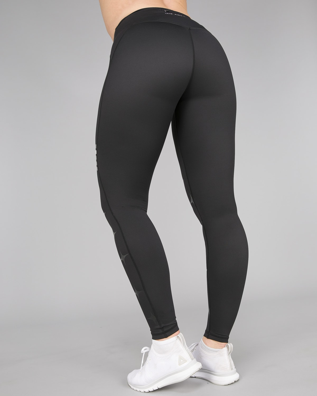 We Are Fit Star Black Tights2