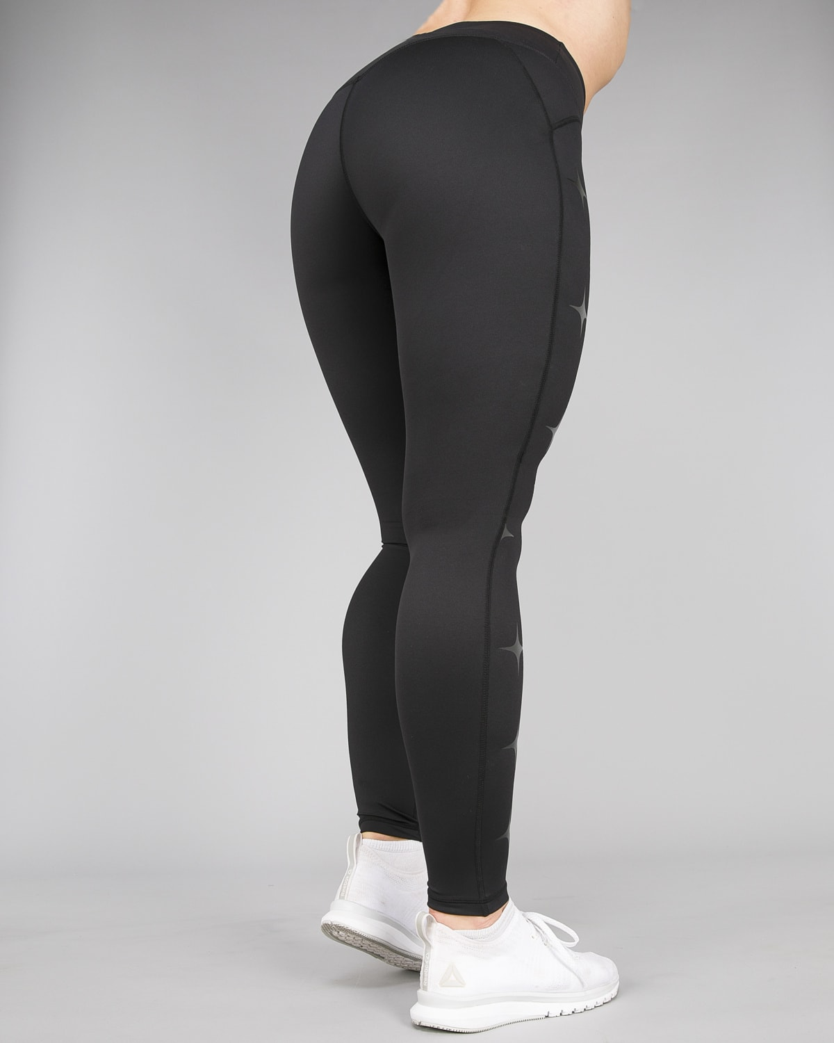 We Are Fit Star Black Tights4