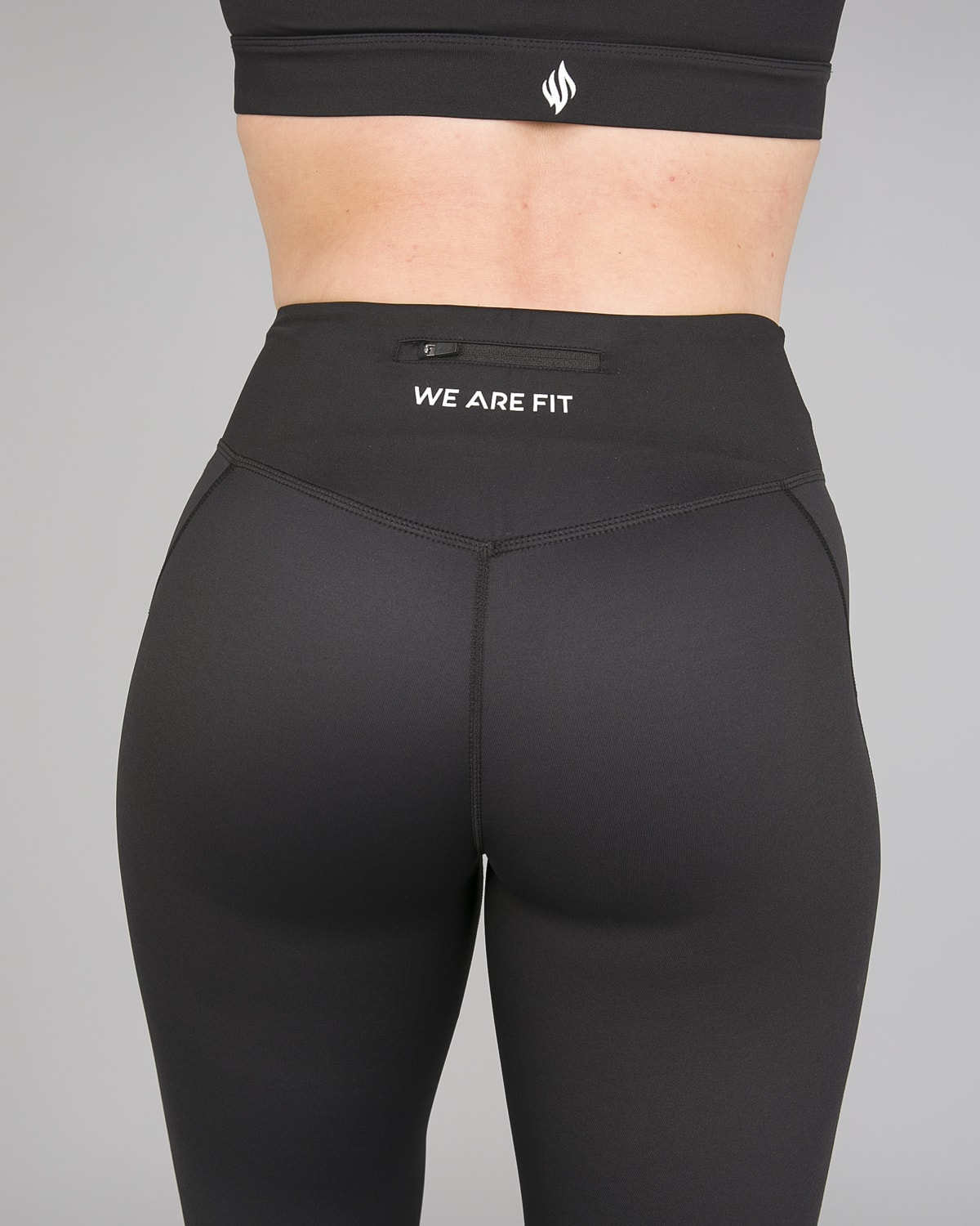 We Are Fit Star Black Tights6