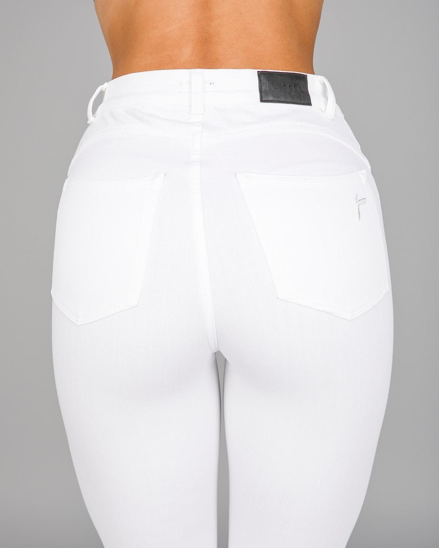 FAMME – 4Flex Jeans – White18