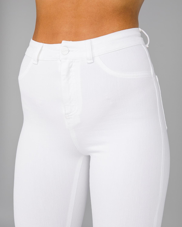 FAMME – 4Flex Jeans – White22
