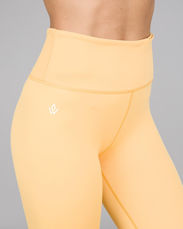 Workout Empire – Core 7:8 Leggings – Buff Yellow10