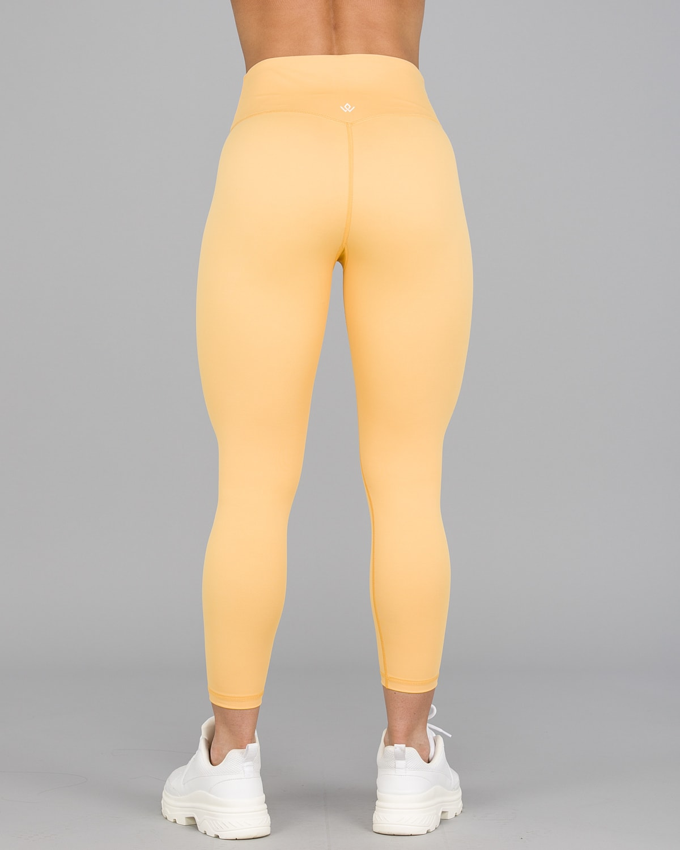 Workout Empire – Core 7:8 Leggings – Buff Yellow8