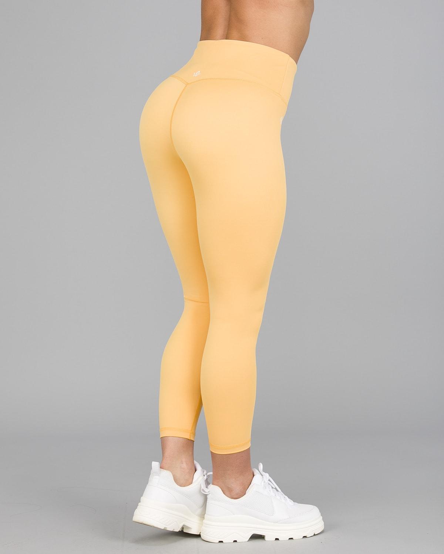 Workout Empire – Core 7:8 Leggings – Buff Yellow9