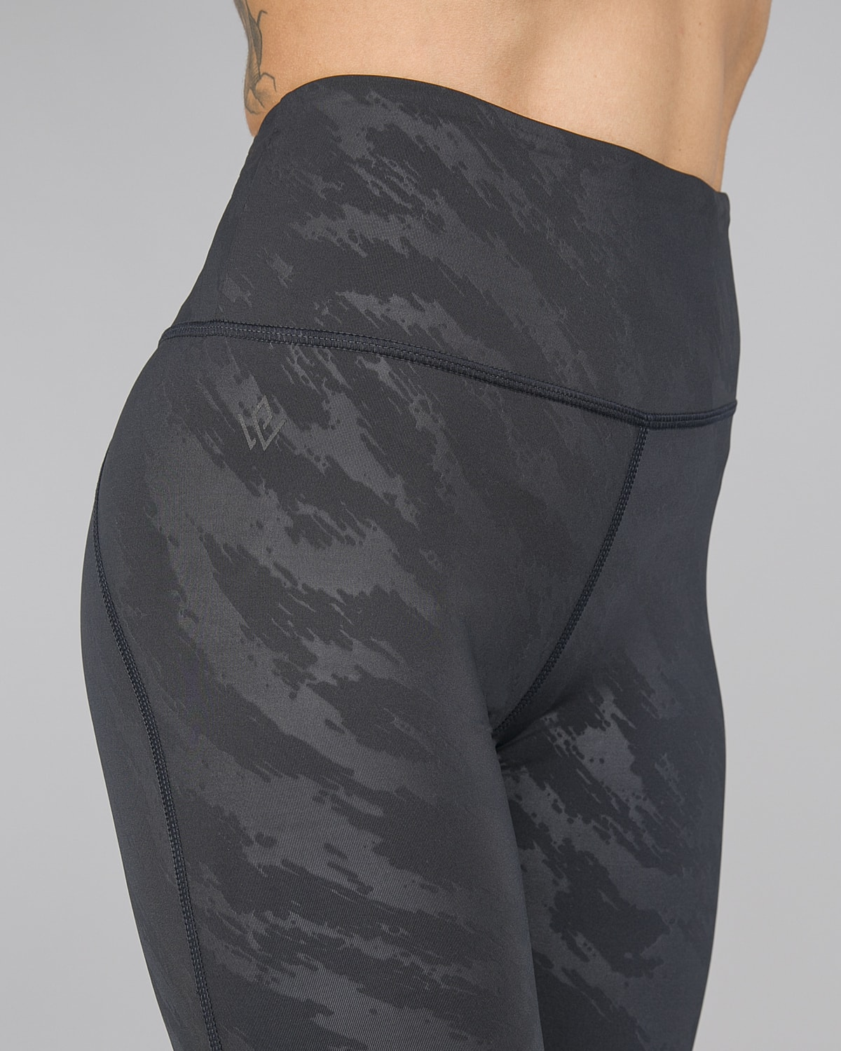 Workout Empire – Elevate 3:4 Leggings – Svart10