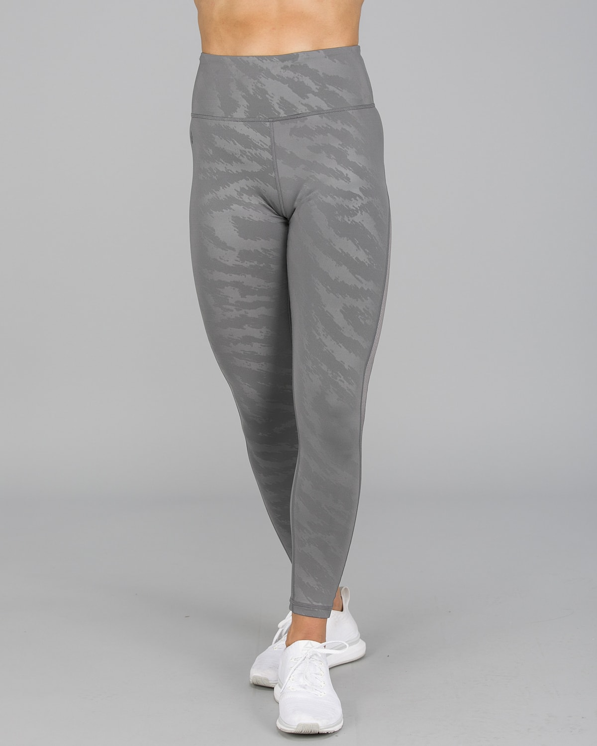 Workout Empire – Elevate Leggings – Silver6