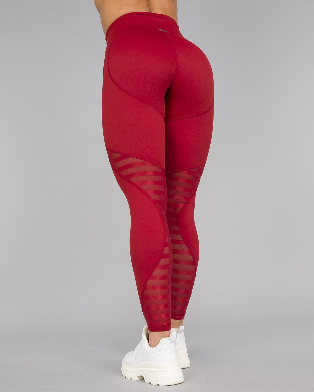 Workout Empire – Herrstedt Leggings – Mars Red14