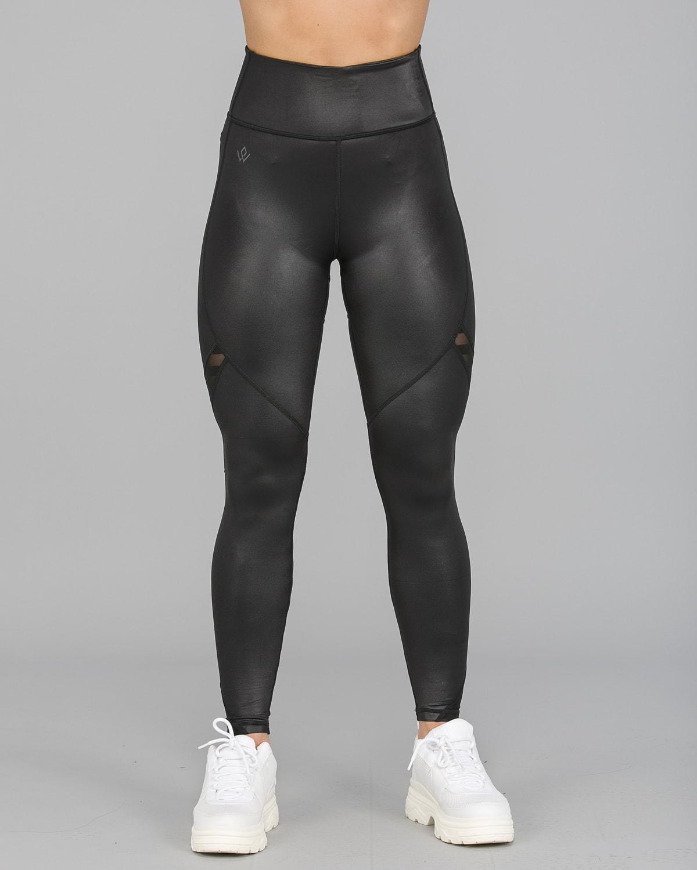Workout Empire – Herrstedt Shine Leggings – Svart7
