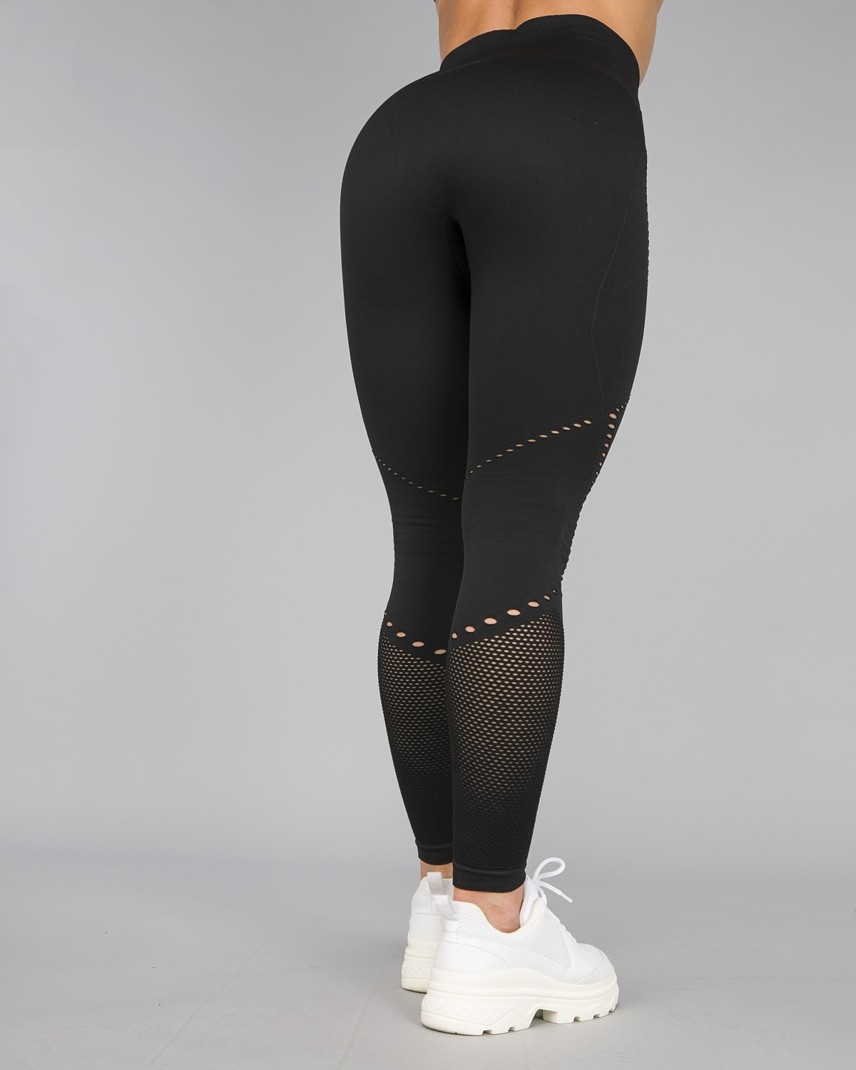 Workout Empire – Sculpt Leggings – Svart15