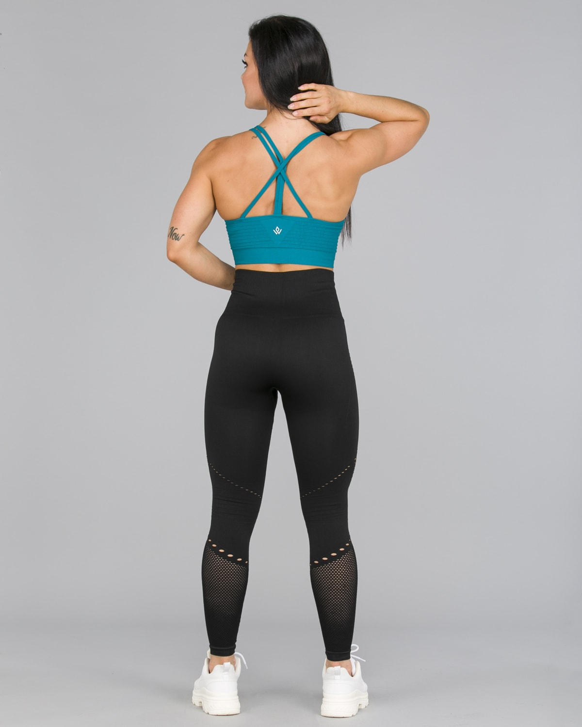 Workout Empire – Sculpt Leggings – Svart4