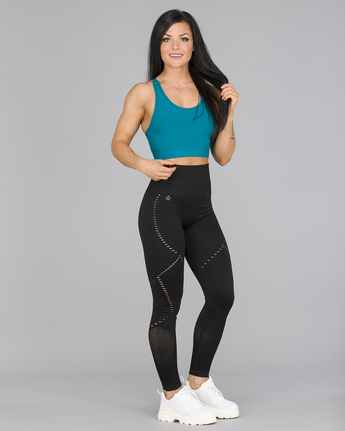 Workout Empire – Sculpt Leggings – Svart5