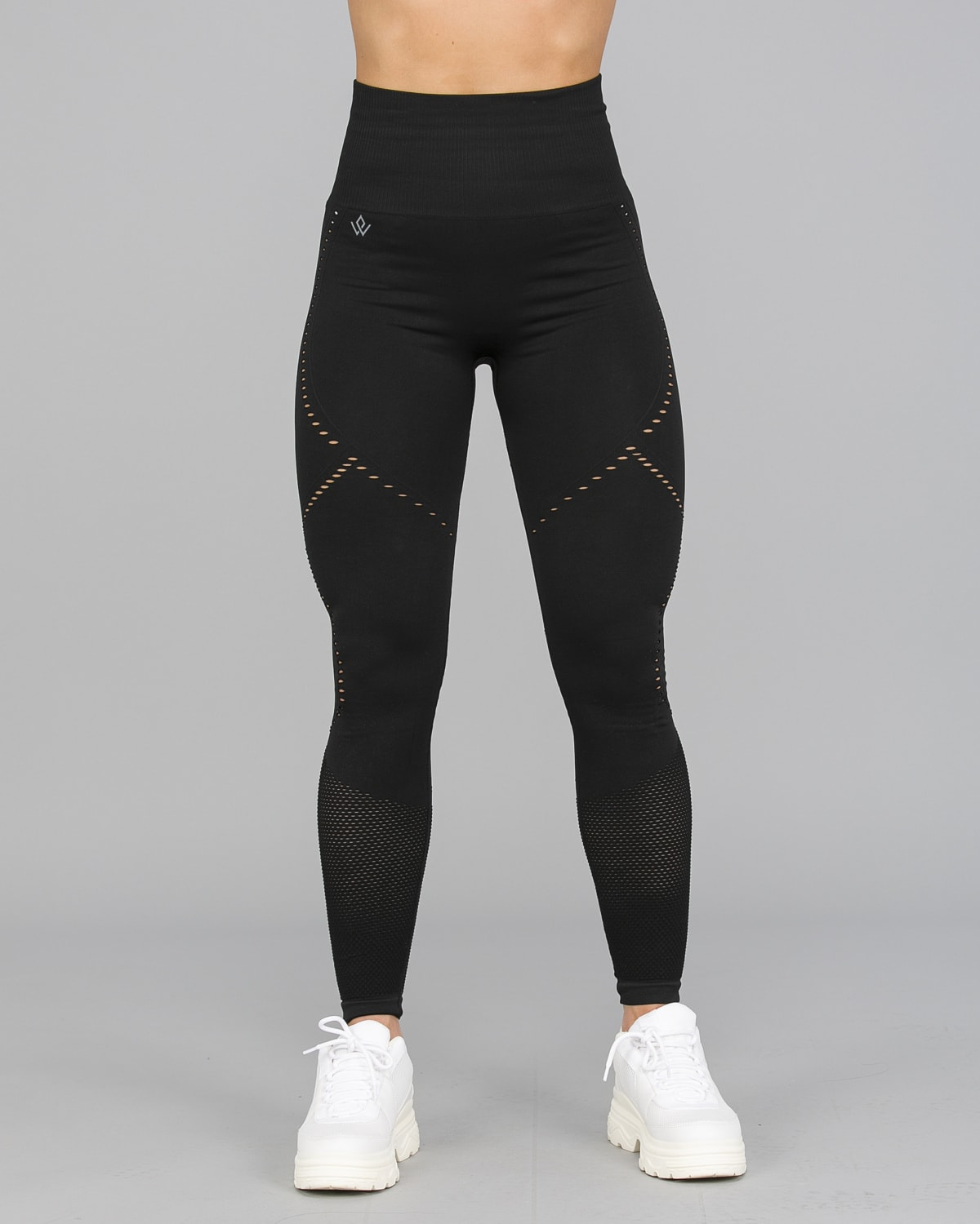 Workout Empire – Sculpt Leggings – Svart6