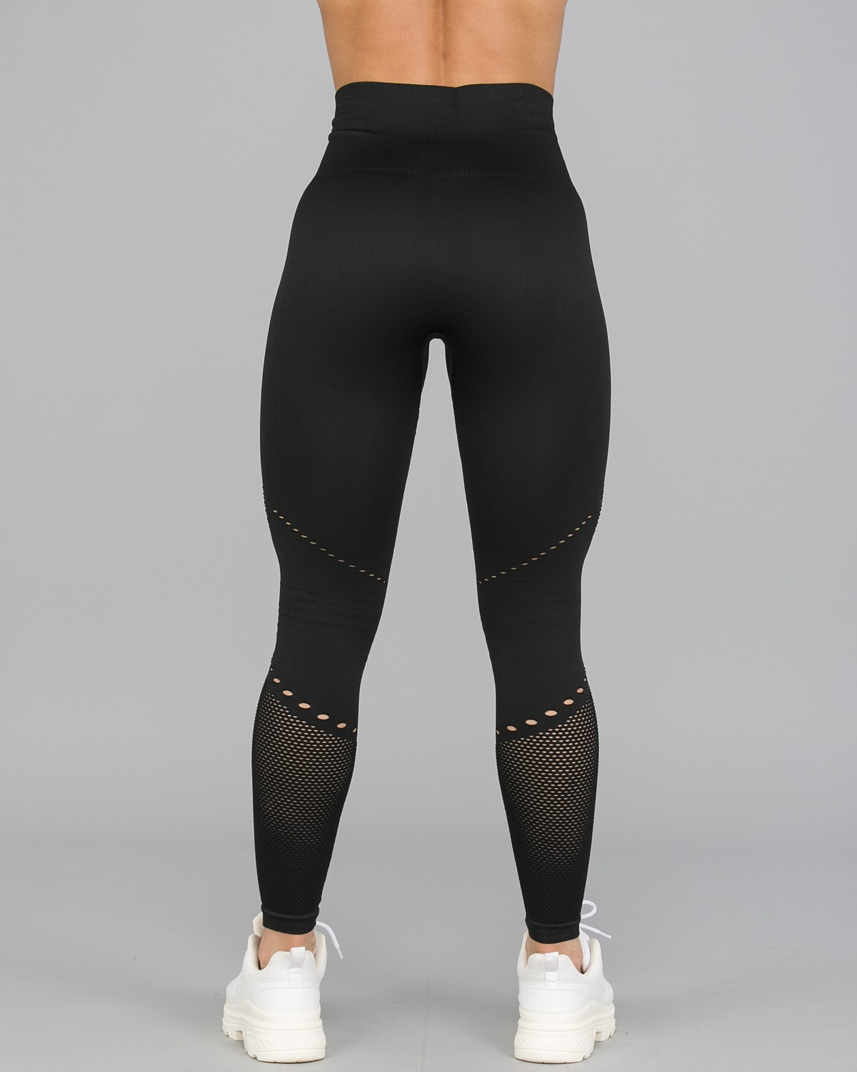 Workout Empire – Sculpt Leggings – Svart8