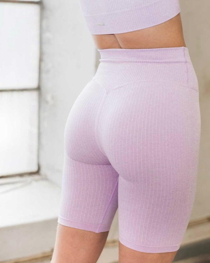aimn_purple_ribbed_seamless_biker_shorts_1