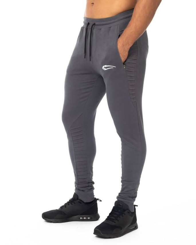 008c77b4 Smilodox - Passion Joggebukse - Grå - Tights.no