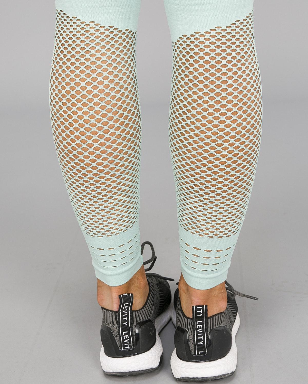Smilodox – Airless High Waist Leggings – Mint12