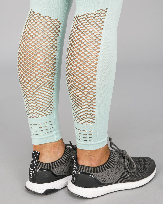 Smilodox – Airless High Waist Leggings – Mint13
