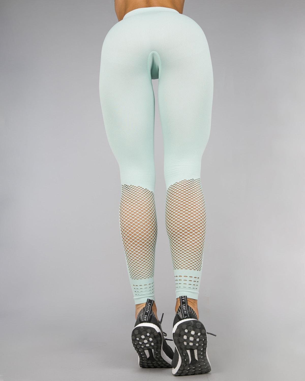 Smilodox – Airless High Waist Leggings – Mint14