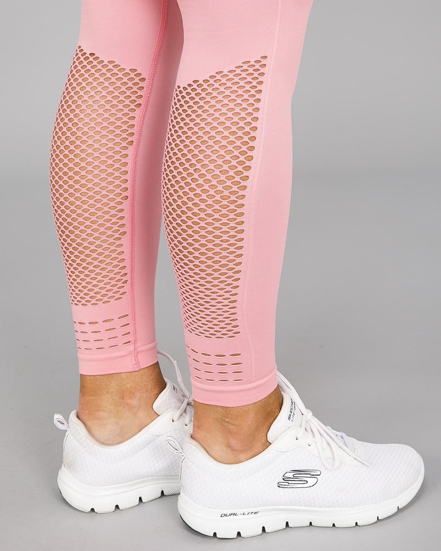 Smilodox – High Waist Airless Leggings – Pink13