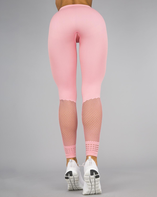 Smilodox – High Waist Airless Leggings – Pink14