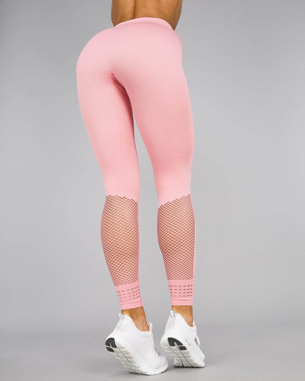 Smilodox – High Waist Airless Leggings – Pink16