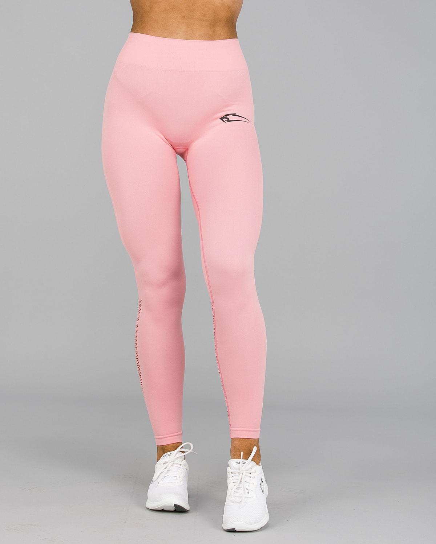 Smilodox – High Waist Airless Leggings – Pink6