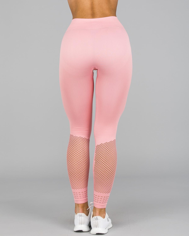 Smilodox – High Waist Airless Leggings – Pink8