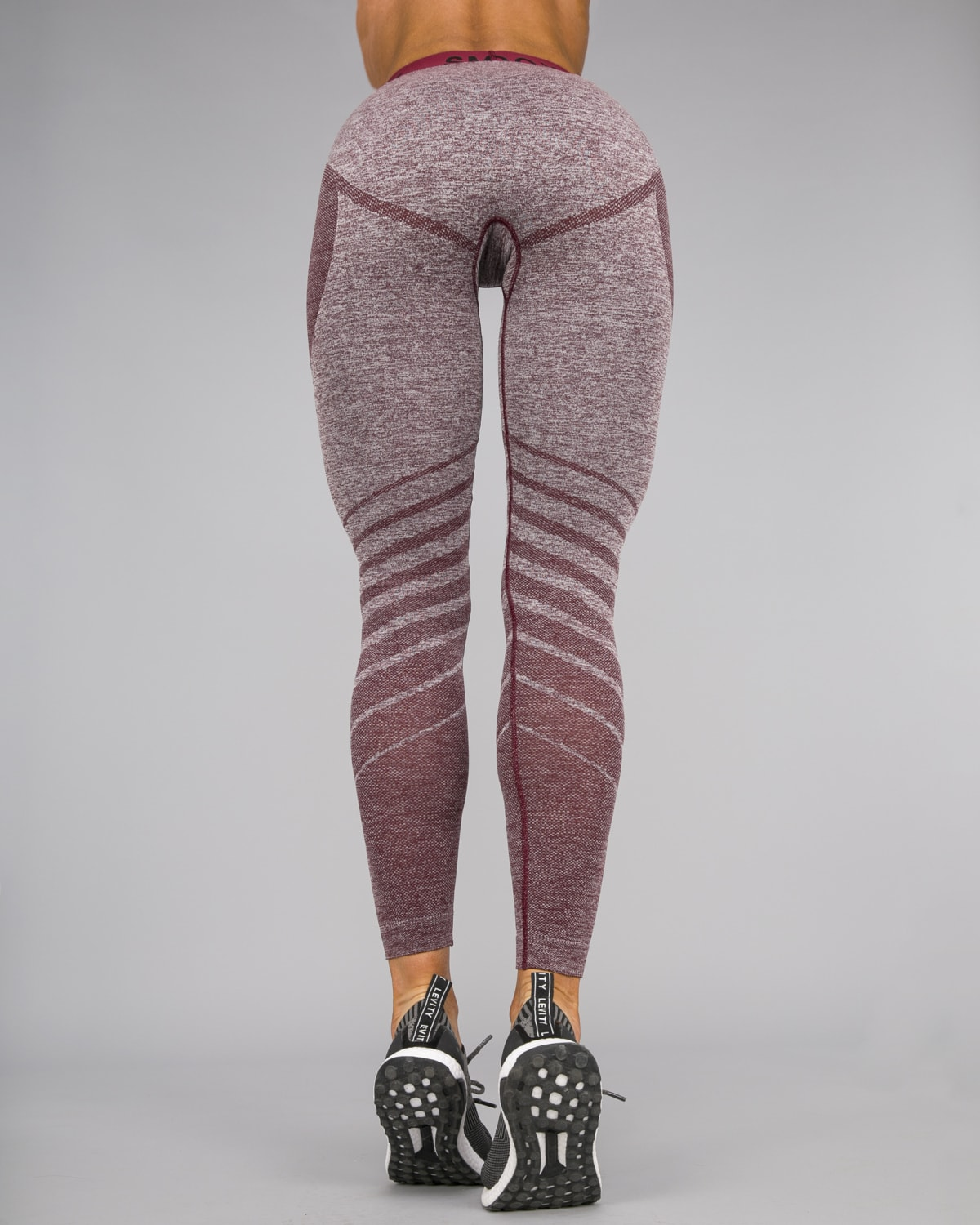 Smilodox – Vira Leggings – Bordeaux12
