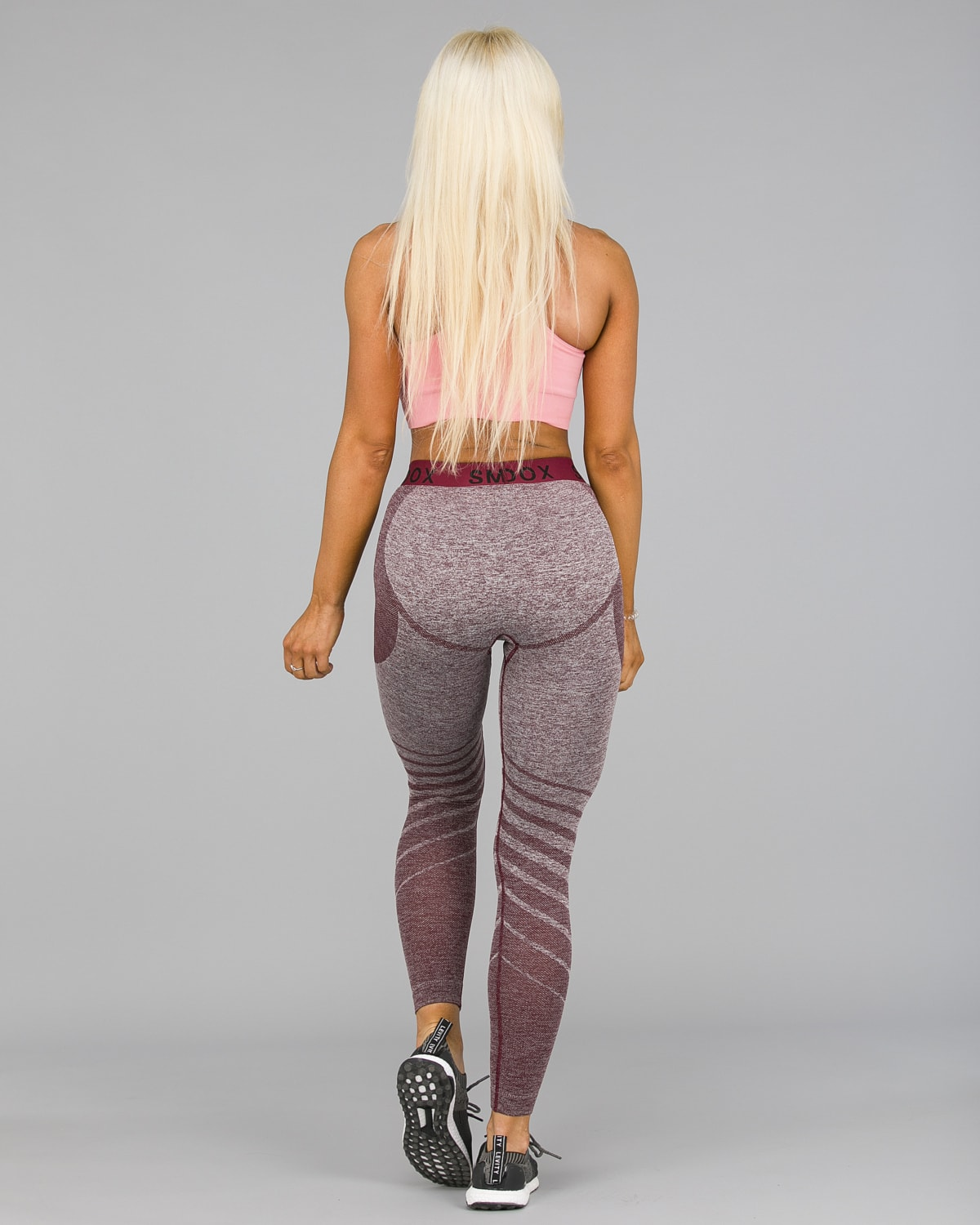 Smilodox – Vira Leggings – Bordeaux4