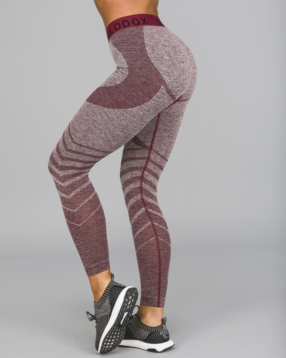 Smilodox – Vira Leggings – Bordeaux7