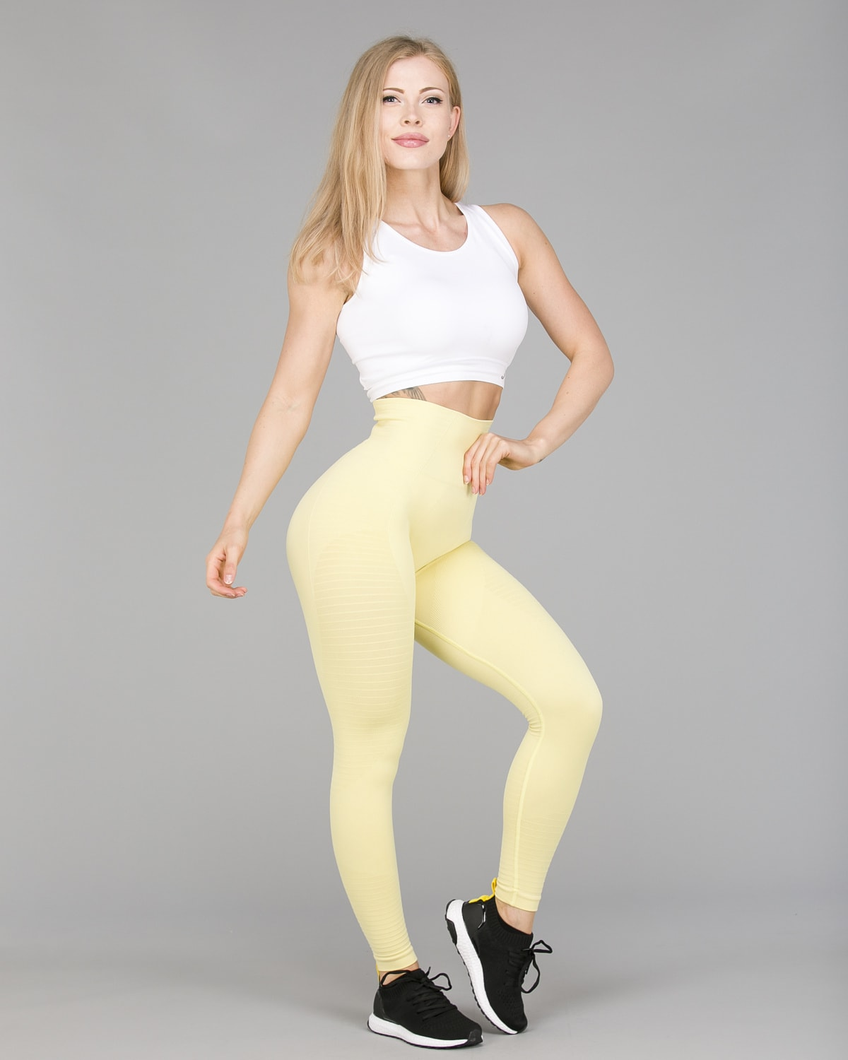 Jerf Gela 2.0 Tights Yellow Pastel1