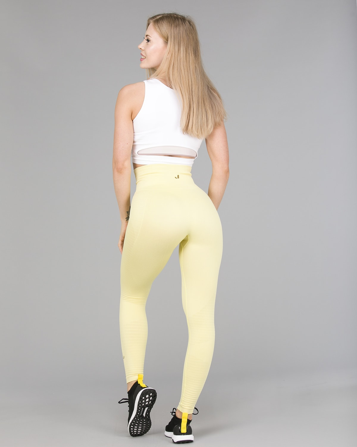 Jerf Gela 2.0 Tights Yellow Pastel4