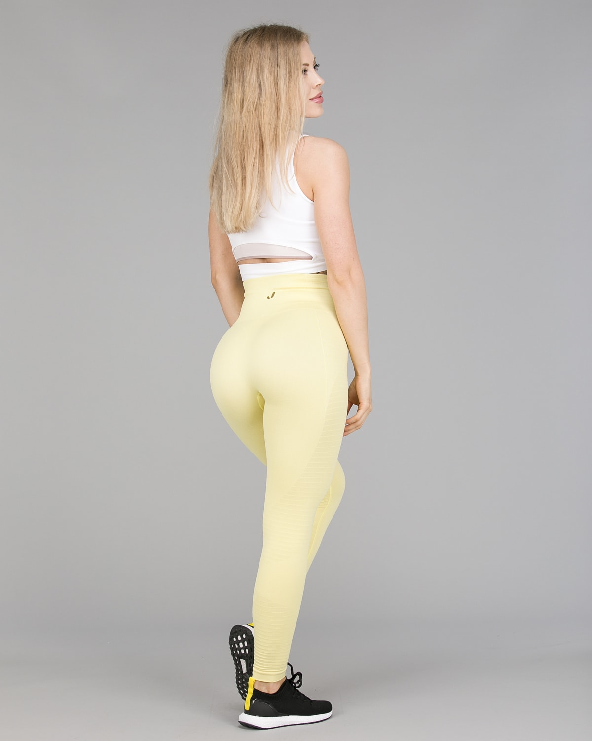 Jerf Gela 2.0 Tights Yellow Pastel6