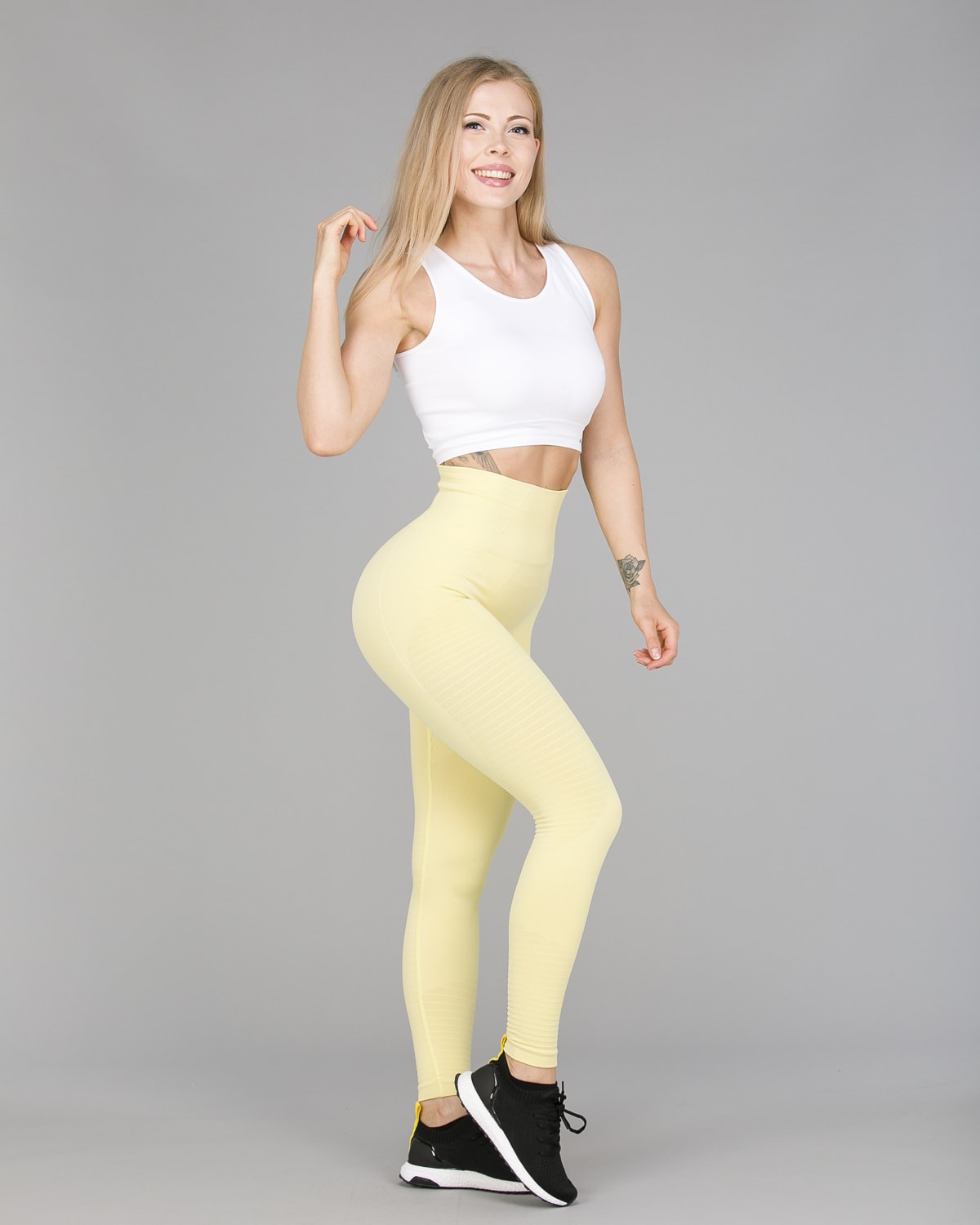 Jerf Gela 2.0 Tights Yellow Pastel9