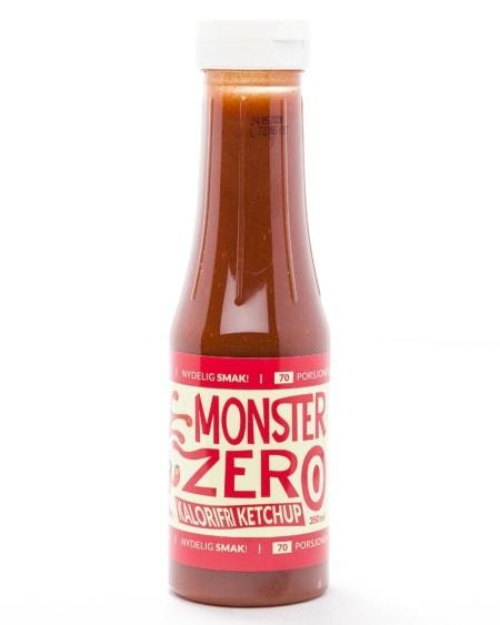 Lavkarbo Zero Ketchup 350ml