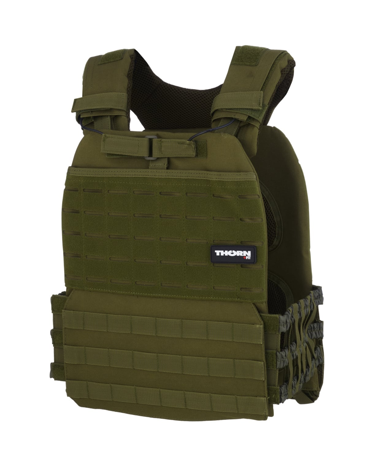 Thorn+Fit Tactical vest Army Green 1