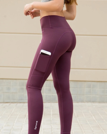 FAMME - Techna Tights - Fig