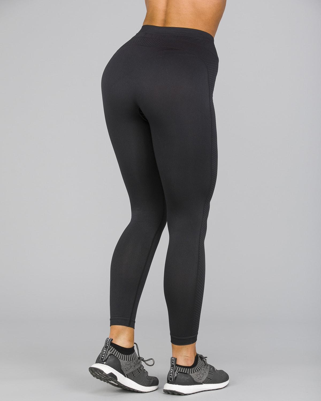 4F Seamless Pant Women – Black10