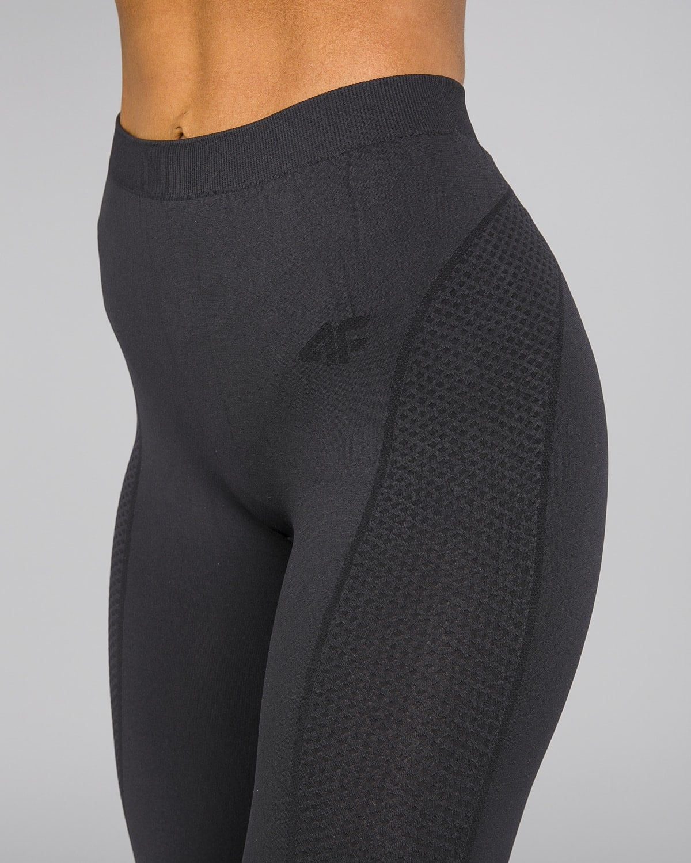 4F Seamless Pant Women – Black14