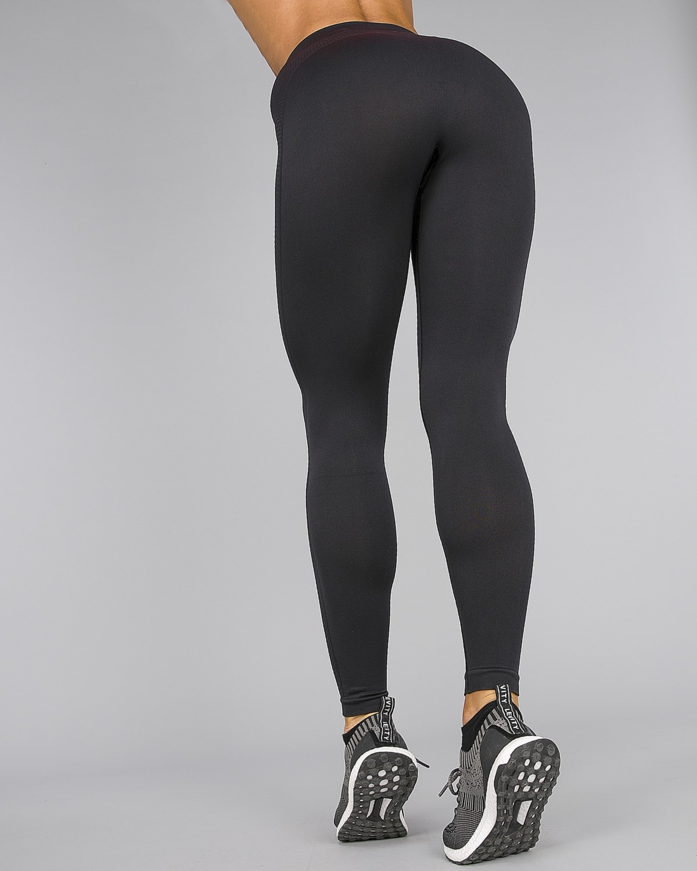 4F Seamless Pant Women – Black17