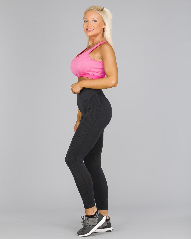 4F Seamless Pant Women – Black2