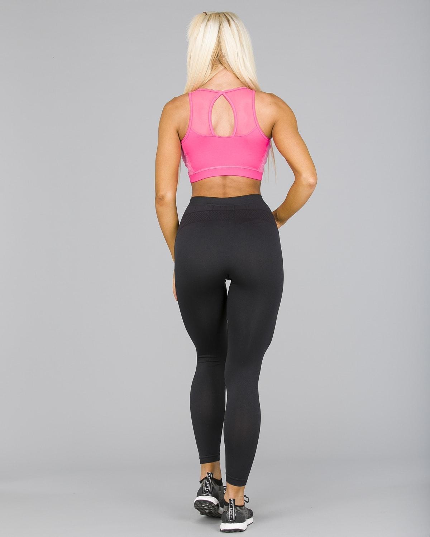 4F Seamless Pant Women – Black3