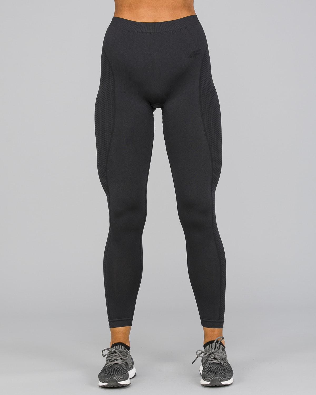 4F Seamless Pant Women – Black6