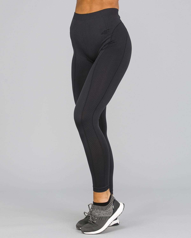 4F Seamless Pant Women – Black7