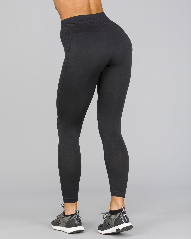 4F Seamless Pant Women – Black8